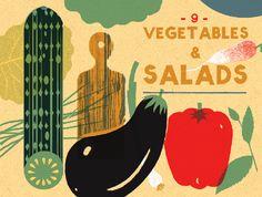 Salads / Blexbolex