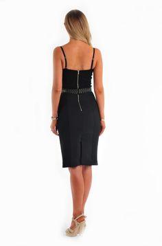 Sass & Bide   Modern Delirium Belted Dress