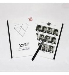 Allkpoper - Official Kpop Korea Store Note Books - KPOP Stationery