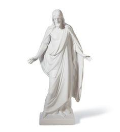Lladro 18217 CHRISTUS http://lladro.stores.yahoo.net/18217christus.html