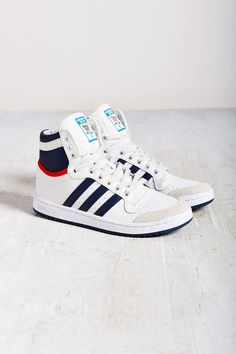 adidas Originals Top Ten Hi Retro Sneaker - Urban Outfitters