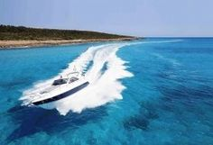 One of the luxury hotels in Ibiza that has a private yacht service