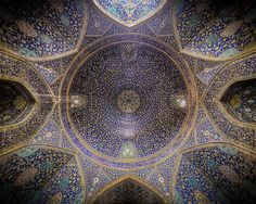 mohammad domiri documents the intricacy of iranian architecture