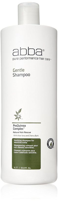Pure Gentle Shampoo By Abba for Unisex, 33.8 Ounce -- Want additional info? Click on the image. #hairenvy