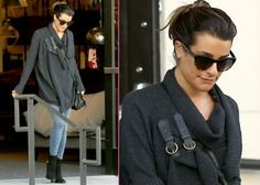 Lea Michele Starts 2014 Off with New Home Decor