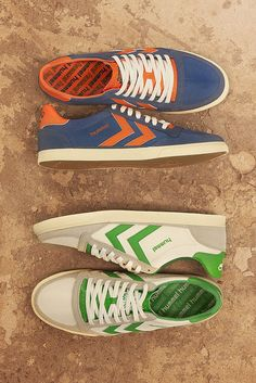 <3 hummel sneakers. Which one to get? www.hummelsport.nl/shop/