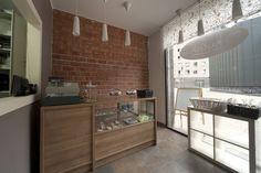 Ideas de #Contract de #Tienda, estilo #Eclectico diseñado por Un Dos Trexa Interiorismo Decorador con #Fachada #Iluminacion  #CajonDeIdeas http://planreforma.com/es/