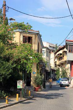 Old town, Thessaloniki, Greece. Zorba The Greek, Visit Greece, Greek Beauty, Greek Isles, Thessaloniki, Teenage Dream, Macedonia, Ancient Greece, Byzantine