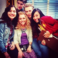 The Carrie Diaries Cast Photo Check out the website to see more