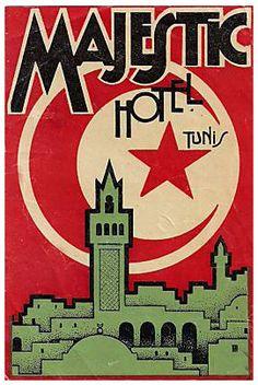 Tunisia - Tunisi - Majestic Hotel