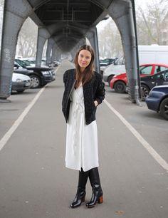 JOURgarderobe: Closet Diary mit Charlotte Kraska - Journelles