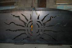 portail design, portail metal decoupe, portail soleil, portail design, portail…