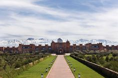 Set on 130 acres of palm and olive groves at the foot of Morocco's High Atlas Mountains, the Mandarin Oriental Jnan Rahma, Marrakech is now scheduled t Ifrane Morocco, Morocco Hotel, Mandarin Oriental, Marrakesh, Travel List, Luxury Travel, Best Hotels, Travel Inspiration, Travel Ideas