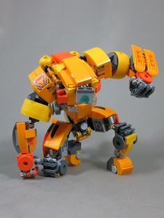 Lego Mechs, Lego Bionicle, Cuadros Star Wars, Lego Transformers, Lego Custom Minifigures, Sonic Funny, Lego Sculptures, Lego Builder, Cool Lego Creations