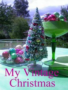 Vintage, vintage, vintage Christmas!