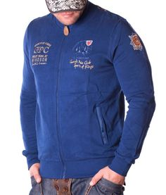 La Martina GPC Great Park Zip Hoodie - Navy Color: navy 2 side pockets La Martina Logo embroidery on the left side of chest GPS Great Park embroidery on the. Windsor, Navy Color, Zip Hoodie, Designer Clothing, Hoodies, Park, Jackets, Formal, Fashion