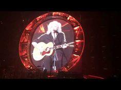Queen & Adam Lambert Newcastle Arena 2015  Fog On The Tyne  Love of My Life
