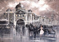 Are you looking for an Australian art for sale? Bella's Art Studio offers paintings for sale in Australia and it's all original. Check out my paintings today. Original Paintings For Sale, Woman Painting, Optical Illusions, Big Ben, Landscape Paintings, Wrapped Canvas, Taj Mahal, Palette, Studio