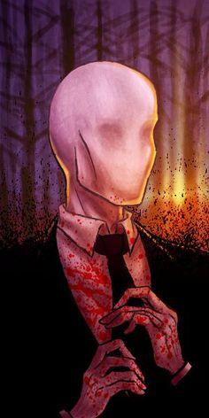 Slenderman by Skellagirl.deviantart.com SLENDY!!! YAY!!: