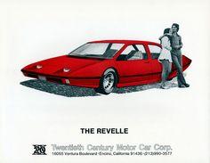 1975 Revelle by Twentieth Century Motor Car Corp. | Flickr - Photo Sharing!