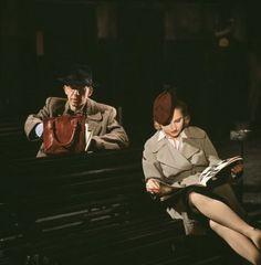 Hanna Schygulla in Lili Marleen directed by Rainer Werner Fassbinder, 1981
