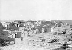 Acoma Pueblo - circa 1915