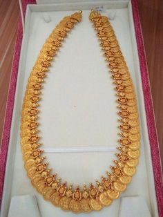 South Indian Necklace Design for women | Gold plated Necklace Design  #necklace #jewellery #fashion #bridaljewellerymaharashtrian