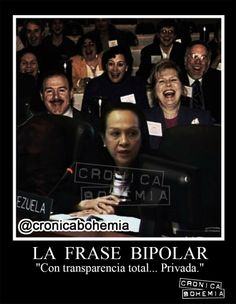 LA FRASE BIPOLAR - cronicabohemia twitter.com/cronicabohemia