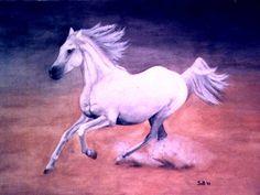 Painting by Sonja Slegers.