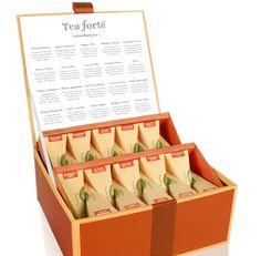 Tea Chest Herbal For Dinner #1- includes 40 teas