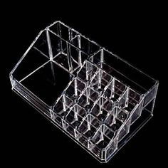 Makeup Organizer by Light In the Box $16.32!  |  gifts
