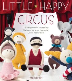 Three Cute Crochet Books by Sew and So – Look At What I Made