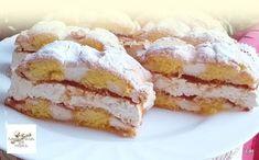 Kardinális szelet, ez az a süti, amit nem lehet kihagyni! Cake Cookies, French Toast, Food And Drink, Sweets, Breakfast, Recipes, Diet, Essen, Morning Coffee