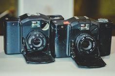 Благодарность за дар «фотоаппарат киев 35А». Дарудар