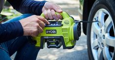 Guide: Slik skifter du dekk på bilen - Byggmakker Slik, Guide, Outdoor Power Equipment
