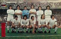 207 - Real Madrid Club de Fútbol 74-75.