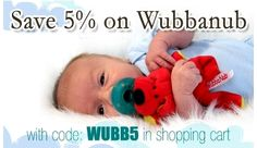 Wubbanub Pacifiers - Pacifiers, Baby Pacifiers & Soothie Pacifier