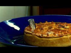 Torta de carne cozida na cerveja, de Olivier Anquier - Receitas - GNT