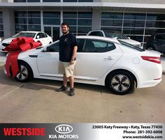 https://flic.kr/p/JnCwX2 | #HappyBirthday to Luis  from Rick Hall at Westside Kia! | deliverymaxx.com/DealerReviews.aspx?DealerCode=WSJL