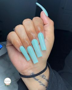 Aycrlic Nails, Glam Nails, Hair And Nails, Best Acrylic Nails, Summer Acrylic Nails, Perfect Nails, Gorgeous Nails, Fire Nails, Artificial Nails