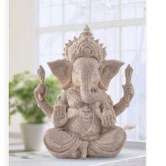The Hue Sandstone Hand Carved Hindu Tribal God Ganesh Elephant Statue Decor Hindu Statues, Greek Statues, Angel Statues, Tattoo Roman, Poseidon Statue, Apollo Statue, Buddha Elephant, Buddha Decor, Statue Tattoo
