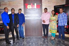 #TablaGroup one of the finest #restaurant brands in #Hyderabad today launched its fifth #TABLArestaurant at #Kothapet #VikramKadire http://www.pocketnewsalert.com/2015/03/Tabla-Group-one-of-the-finest-restaurant-brands-in-Hyderabad-today-launched-its-fifth-TABLA-restaurant-at-Kothapet.html