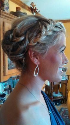 Braiding Hair Design by Jenna