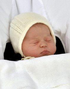 Cambridgen prinsessa on nimeltään Charlotte Elizabeth Diana.