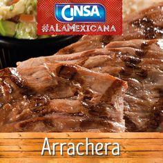 #Cinsa #CinsaALaMexicana #Recetas #Mexicanas #RecetasMexicanas #México #Comida #ComidaMexicana #peltre #MarcasMexicanas #Arrachera #Durango