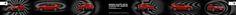 Serviceplan + Mediaplus - Moiré effect, BMW X4, airport