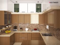 Yagotimber.com is presenting latest #LShaped and #UShaped modular kitchen designs for your #home. Yagotimber.com is presenting latest #LShaped and #UShaped modular kitchen designs for your #home. #modularkitchen #kitcendesign #kitcheninterior