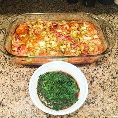 Asian Chicken & Kale
