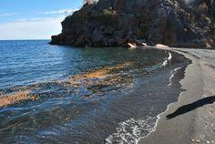 4. Black Beach