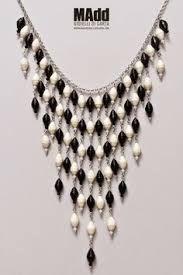 Resultado de imagen para paper bead necklaces